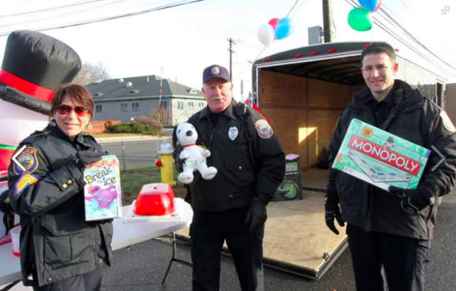 Westport Police are collecting toys for needy kids this holiday season.
