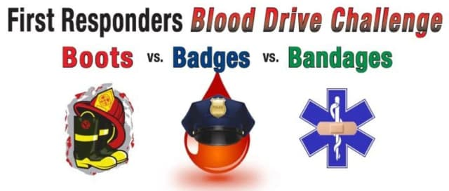 Residents can support their favorite first responders and donate blood this weekend at White Plains Hospital.
