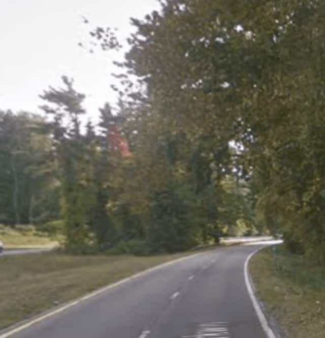 The Taconic State Parkway near Route 82.
