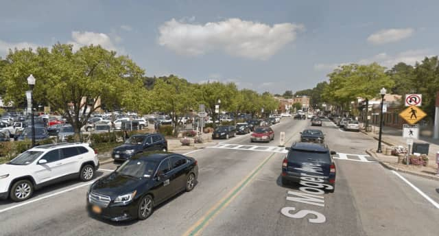 Parking will be free in municipal lots in Mount Kisco for holiday shopping from Dec. 5 to Jan. 1.