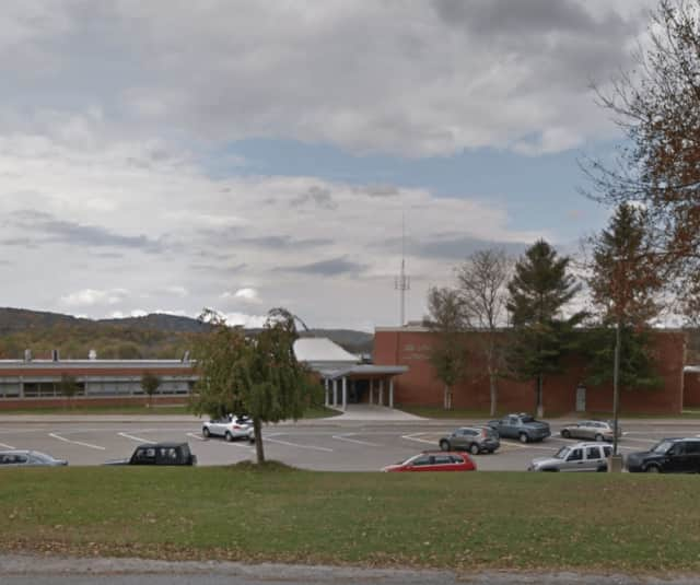 Henry H. Wells Middle School in Brewster.