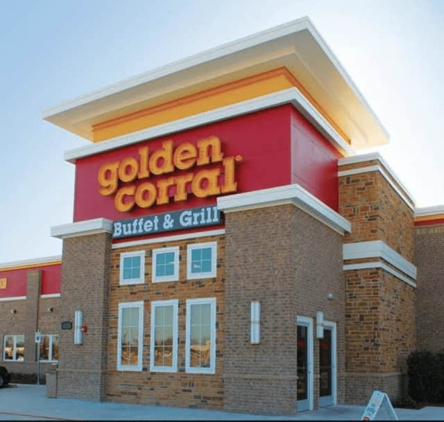 The Golden Corral.