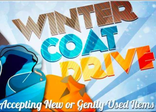 Stamford Police Association holding annual winter coat drive.
