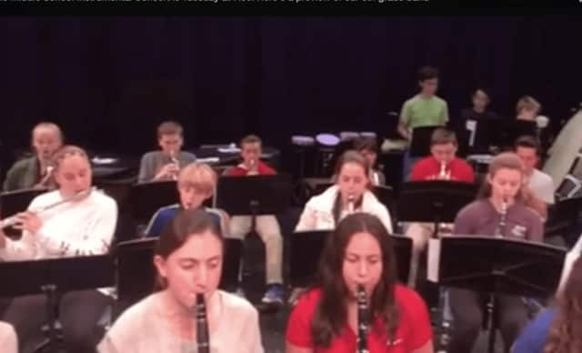 North Salem Middle and High School will present its winter concert Tuesday, Dec. 20