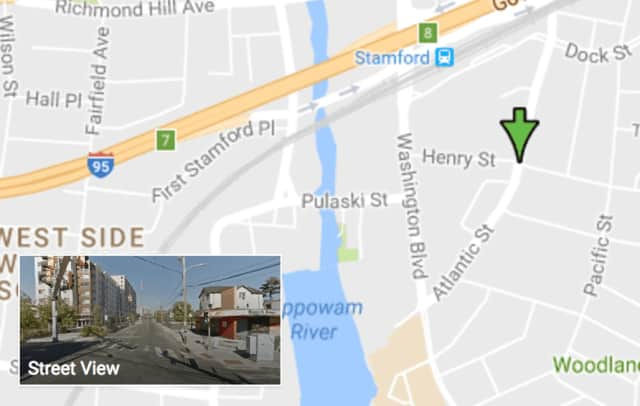 The city of Stamford has revised the parking plan for a project at Atlantic Street and Henry Street just south of the train station.