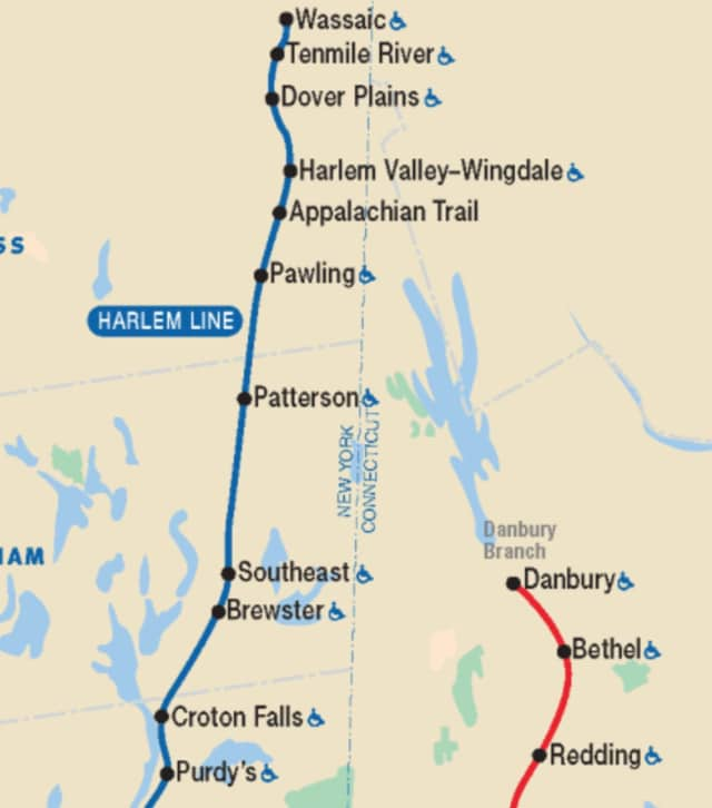 The Metro-North Wassaic Line