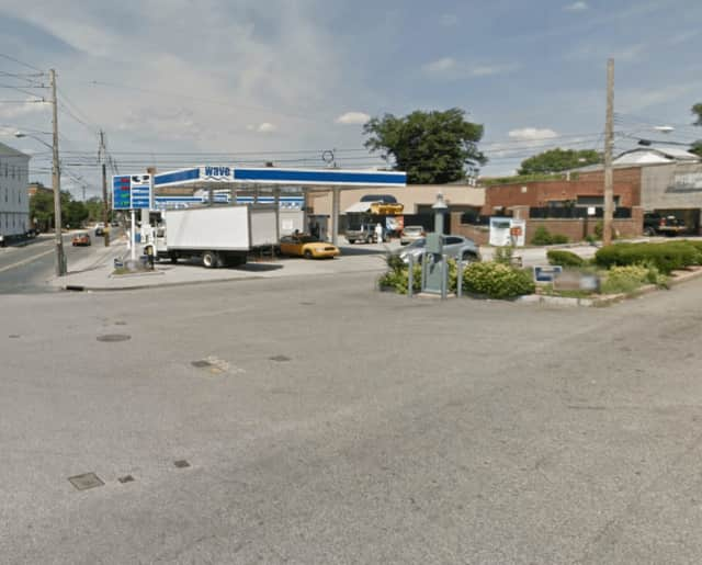 A winning TAKE5 lottery ticket was sold at this Mount Vernon gas station.