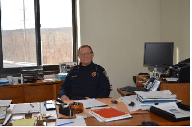 Brookfield Police Chief Robin Montgomery will retire on Wednesday.