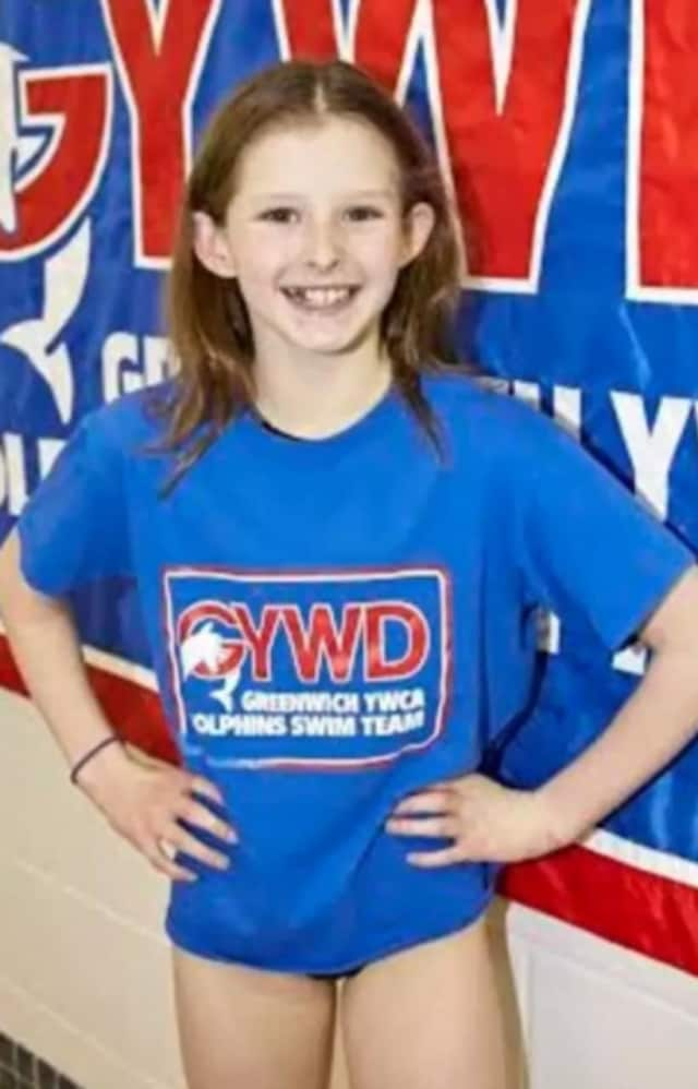 Meghan Lynch of Greenwich was named the Swimmer of the Year in the 11-12-year-old age group by Swim Swam Magazine.