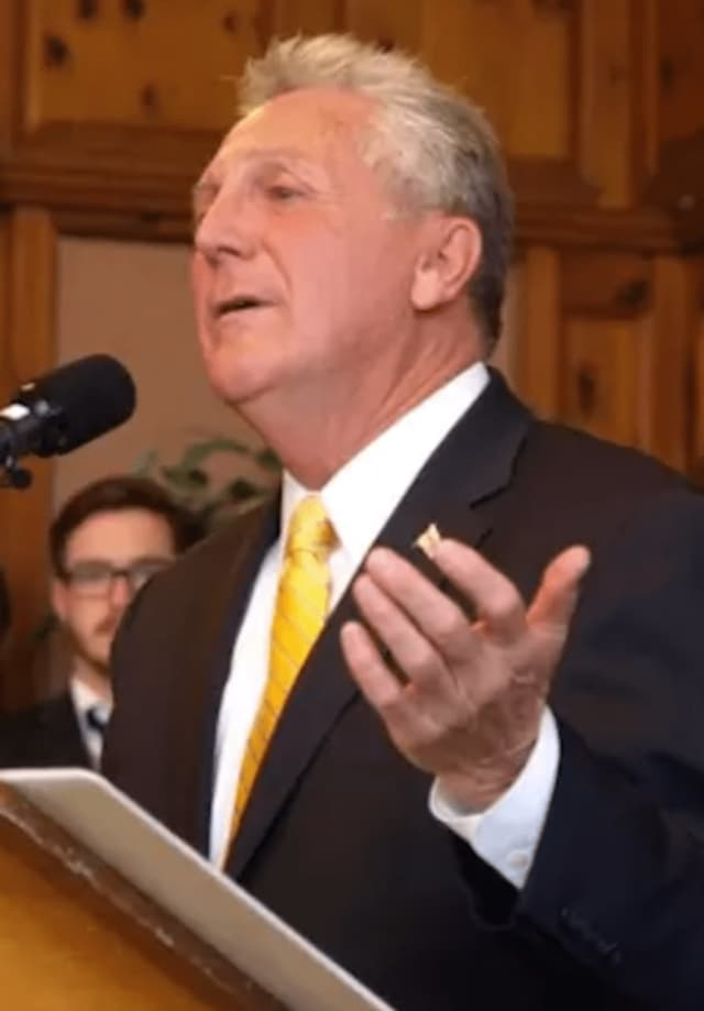 Norwalk Mayor Harry Rilling is among several scheduled to speak Thursday at a City Hall event aimed at connecting small business owners with locally available resources.