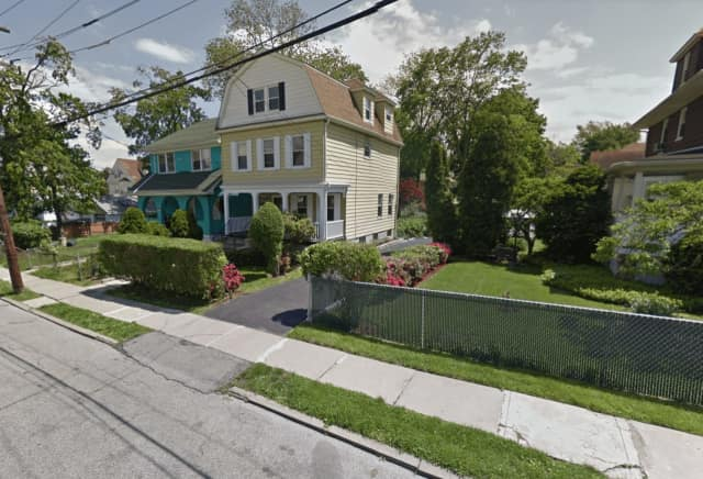 A fuel tanker nearly crashed into a Chauncey Avenue home on Friday.