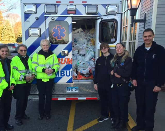 Trumbull EMS will conduct classes for people interested in joining the crews beginning Jan. 19.