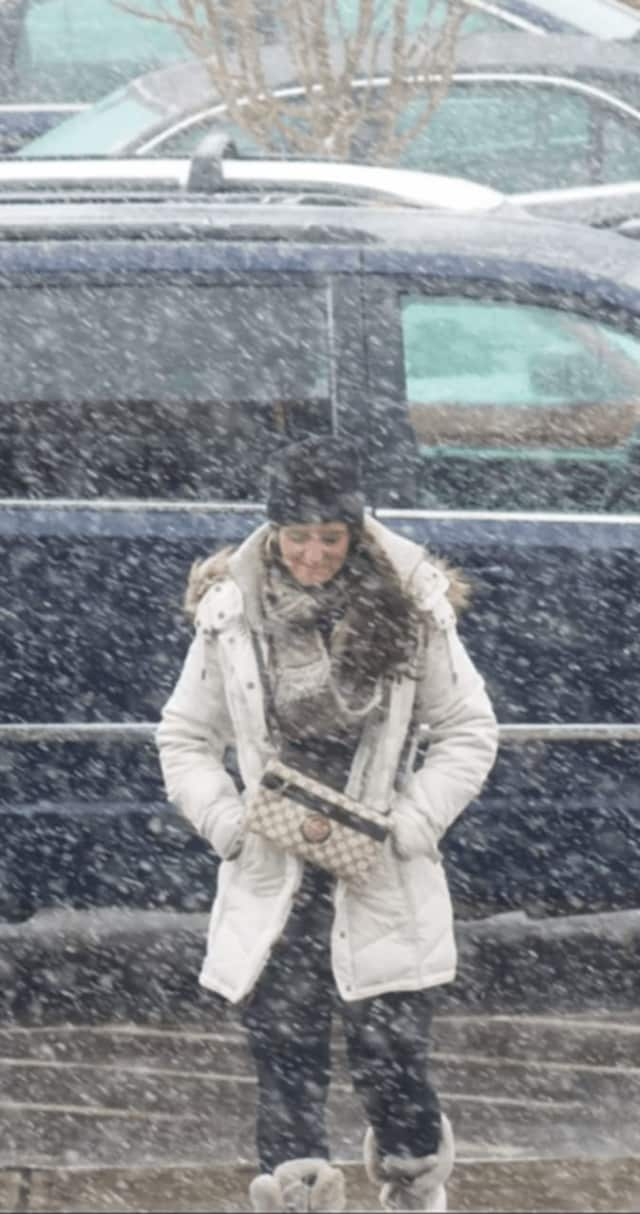 Fairfield County saw a mixed bag of weather on Friday, with some snow followed by a soaking rain. The Nor'easter is expected to clear out by Friday morning.