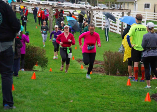 Runners compete in the Redding Road Race in 2016. Registration for the race opens on Sunday, Jan. 1, at noon.