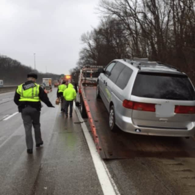 New York State Police are investigating a fatal hit-and-run on I-95.