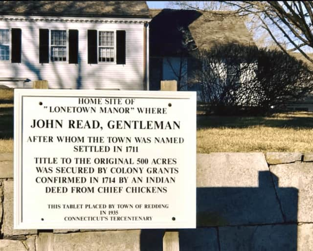 John Read settled in Redding in 1714, and the town was incorporated in 1767. It celebrates its 250th anniversary this year.