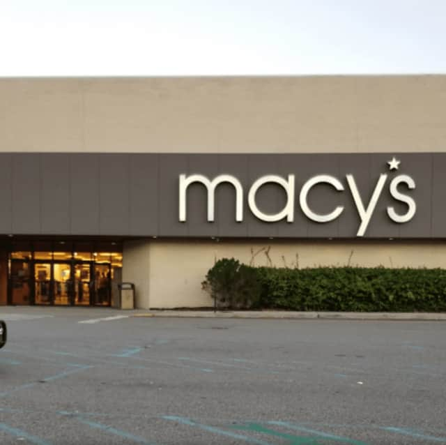 Macy's at the Jefferson Valley Mall.