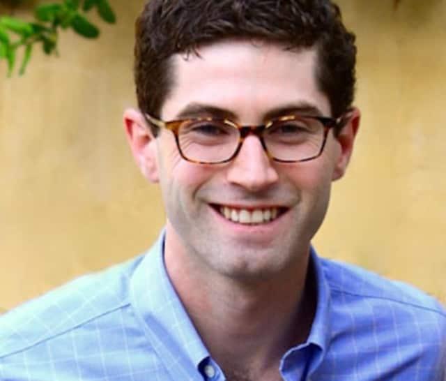 Pace alum and current Caltech professor, Benjamin Saltzman.