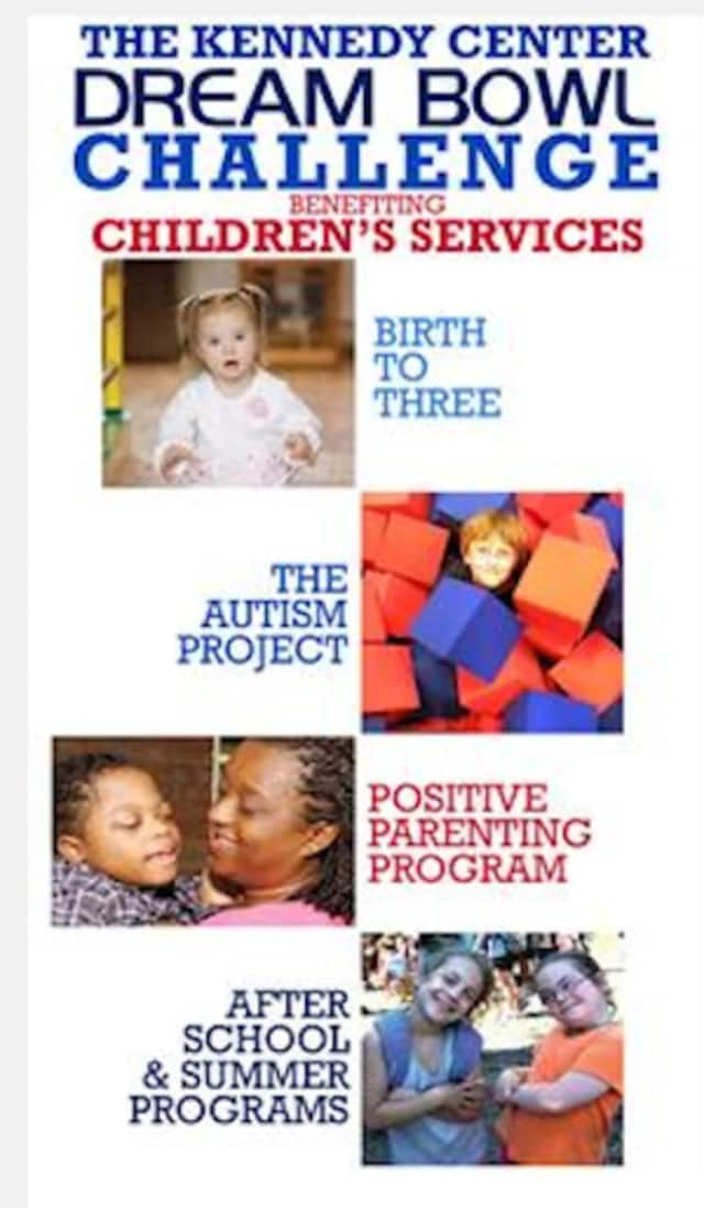 The Kennedy Center Dream Bowl Challenge benefits services for children at the Bridgeport nonprofit agency.