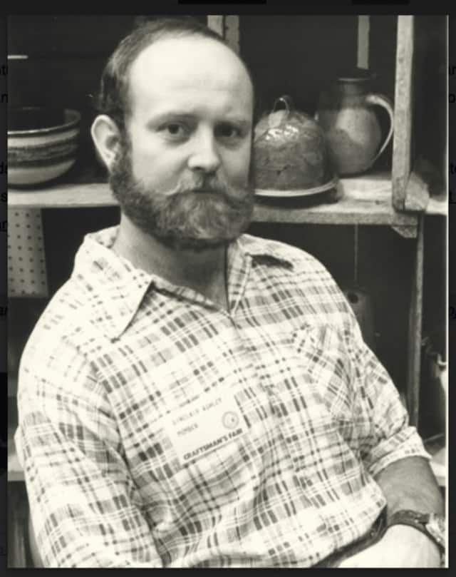 Sinclair Ashley of Chattanooga, Tenn. is among the clay artists being added to The Marks Project database.