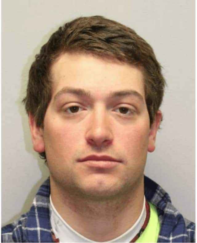 Philip Campagna was charged with grabbing the face and body of a Mount Kisco woman during a fight, causing injuries.