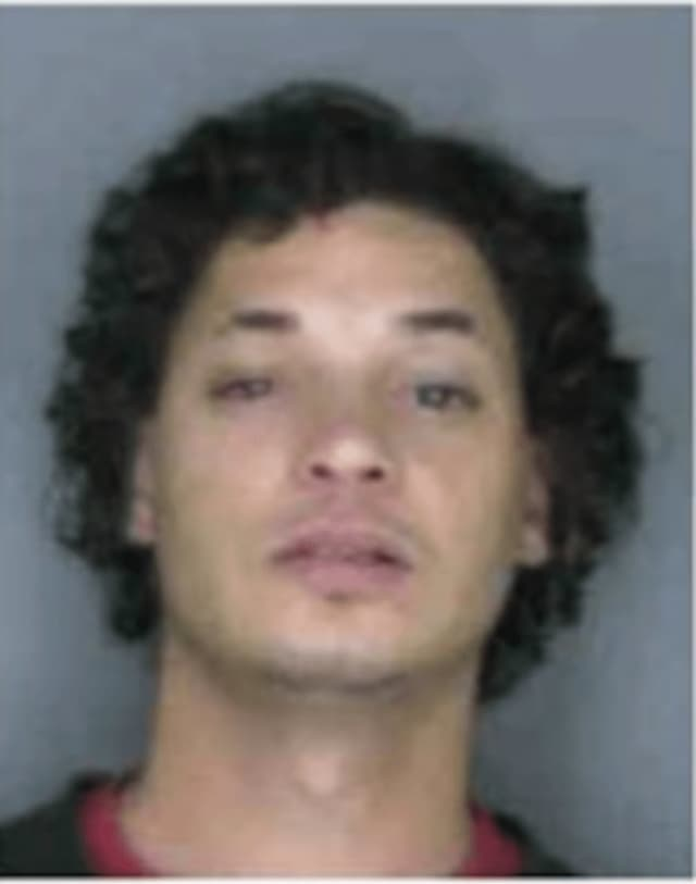 Jairo Marte is wanted for DWI, resisting arrest and fleeing the scene of an accident.