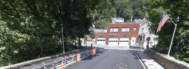 Legion Way in Mount Pleasant.