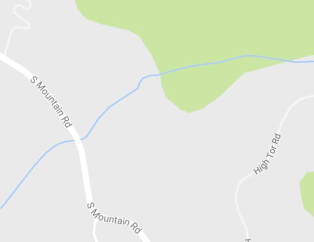 The incident occurred at 611 South Mountain Road near High Tor Road in New City.