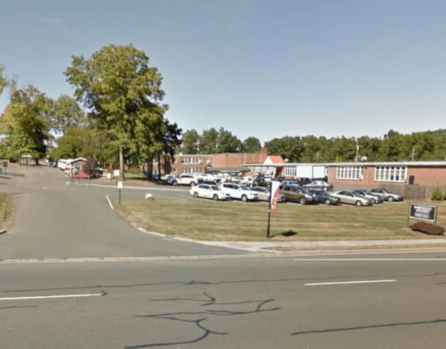 Orangetown police are accusing a man of weapons and drug possession after a stop at Dominican College in Orangeburg last week.