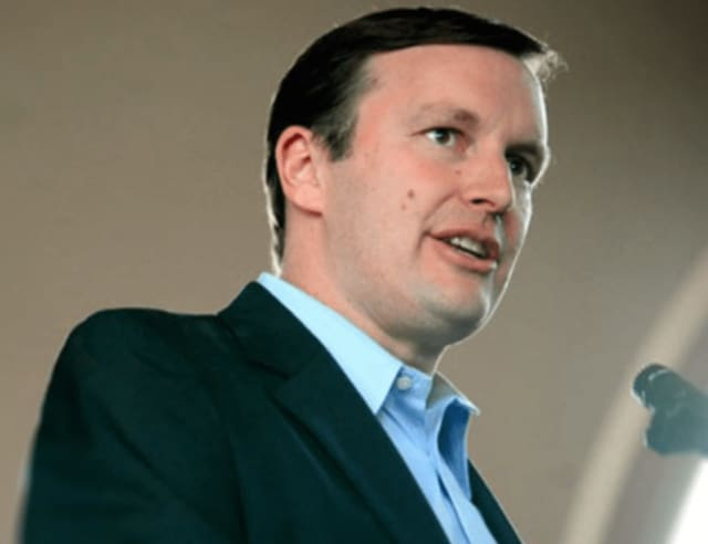 Connecticut Senator Chris Murphy