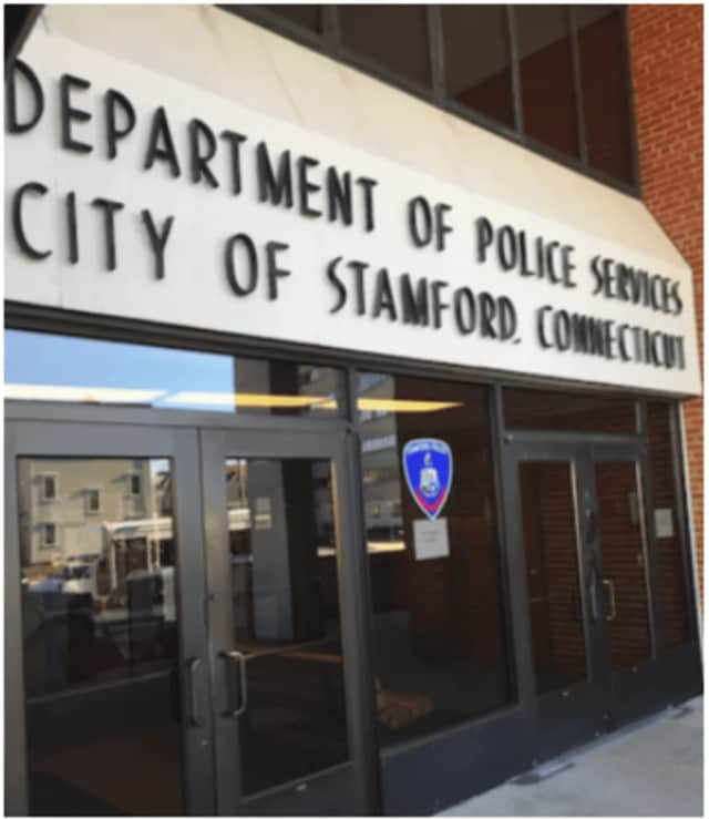Stamford Police responded to a bomb scare at Scofield Magnet on Thursday.