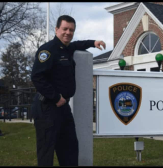 Capt. Raymond Osborne chosen to be new chief of Darien Police Department.