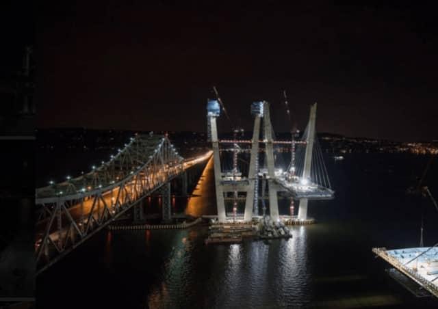 The Tappan Zee Bridge