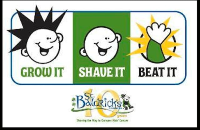 Redding Police will shave their heads in March to support the St. Baldrick's Foundation and its fight against childhood cancer.