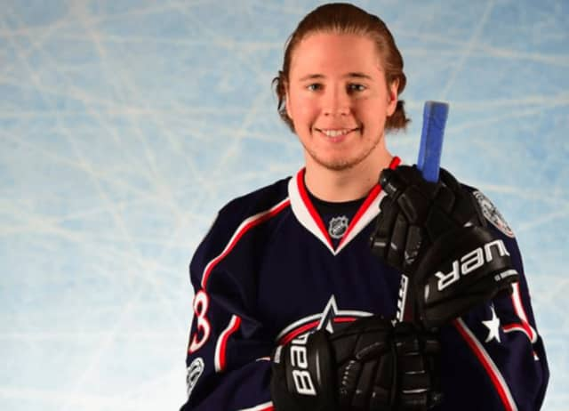 Greenwich native Cam Atkinson is the subject of a recent profile in Sports Illustrated.