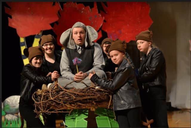 "Spark Arts theater students will be performing ""Seussical the Musical""  in Bethel this Friday and Saturday."
