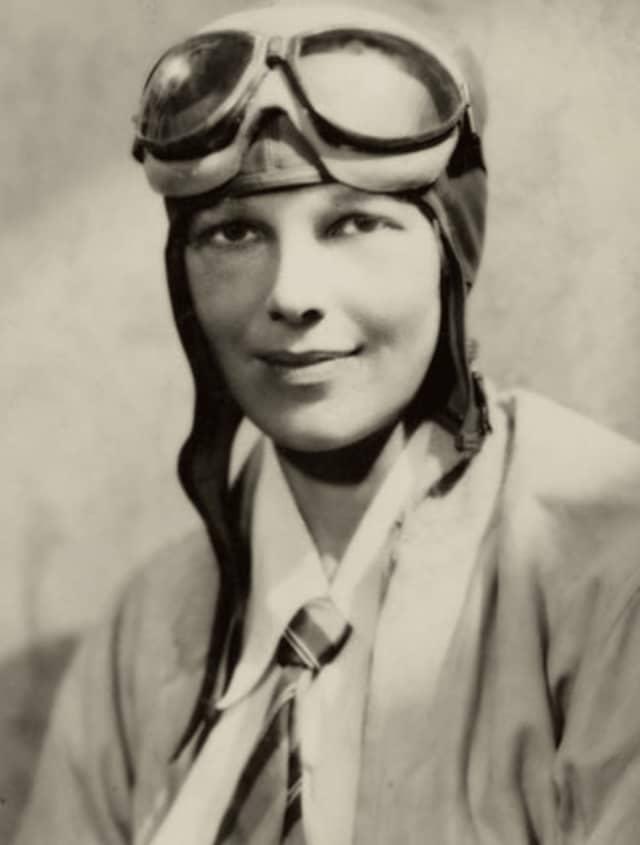 Harrison's Amelia Earhart