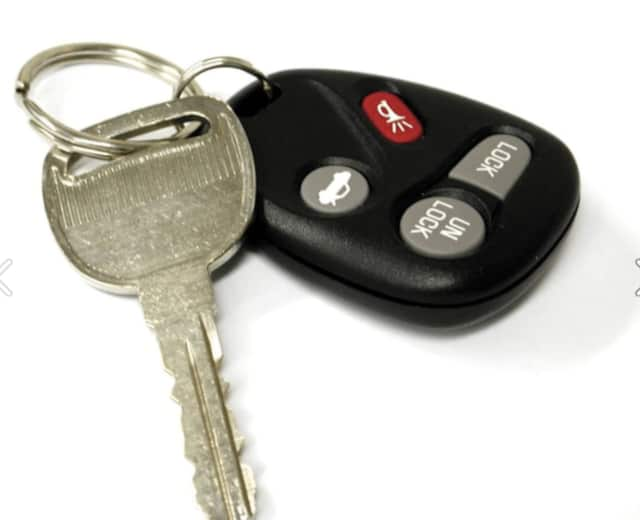 "Easton Police reminded drivers and residents to take keys and other belongings from their cars after a recent ""uptick"" in thefts."