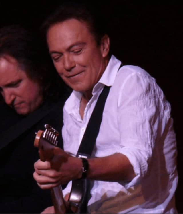 David Cassidy lived in Ridgefield during the 1990s.