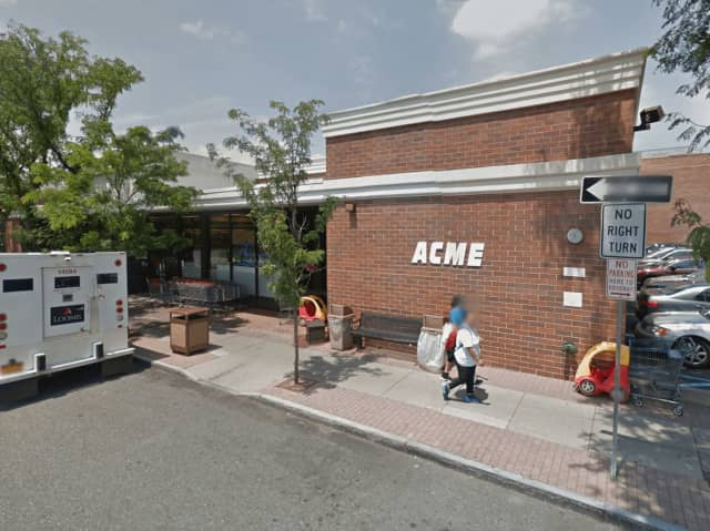 A man attempted to leave ACME with more than $200 in groceries in Bronxville last week.