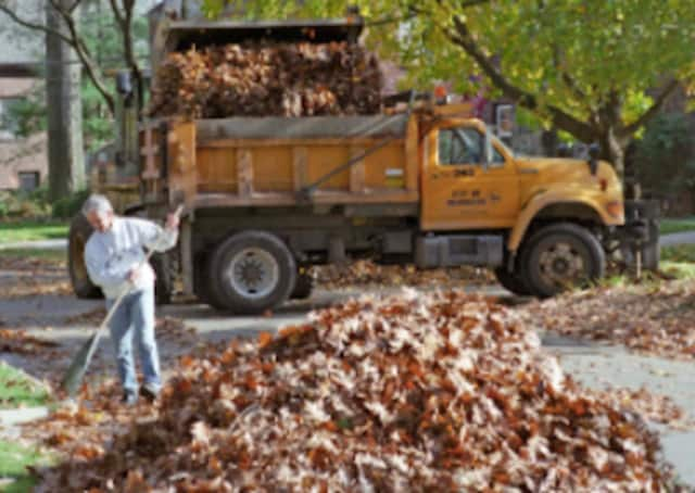 The town of Stratford will resume leaf collection on Monday, April 3.