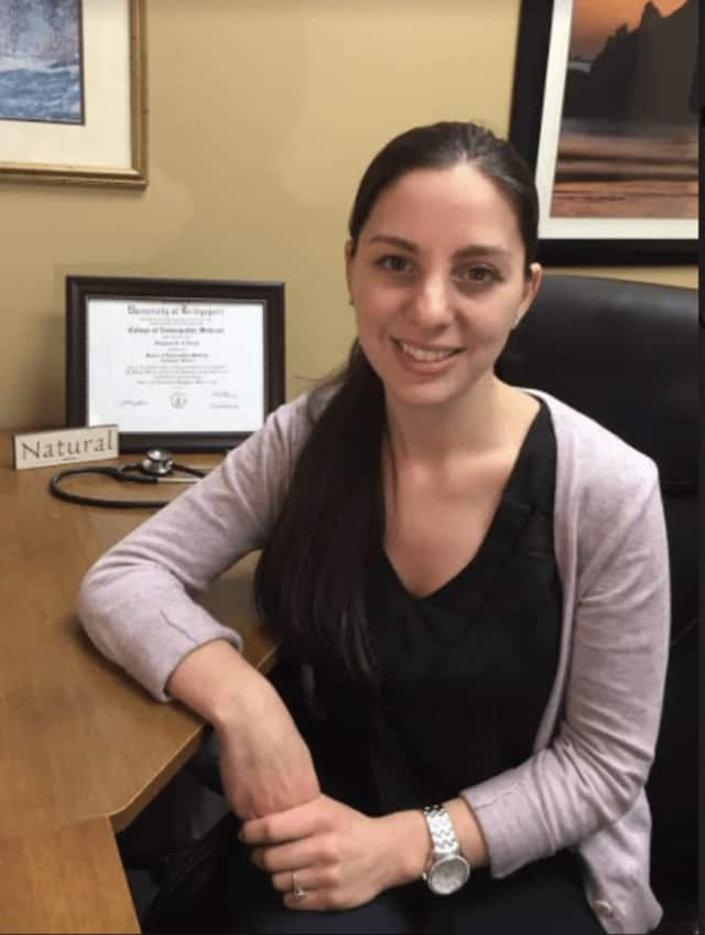 Naturopathic Physician Stephanie DeSousa joins  the Ridgefield Chiropractic & Wellness Center.