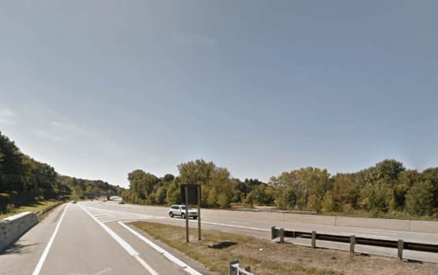 The Taconic State Parkway near Route 6.