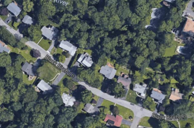 Black Birch Lane in Scarsdale
