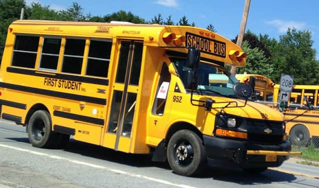 A bus driver and monitor were arrested for endangering the welfare of an autistic teenager that went missing after an event in New Rochelle.