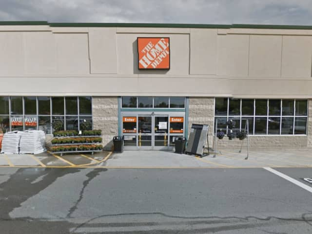Two men took police on a chase after stealing tools from the Mount Pleasant Home Depot.