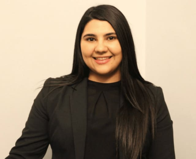 Pace student Lisdy Contreras-Giron was chosen as New York State Senator Kirsten Gillibrand's guest for President Donald Trump's Joint Congressional Address.