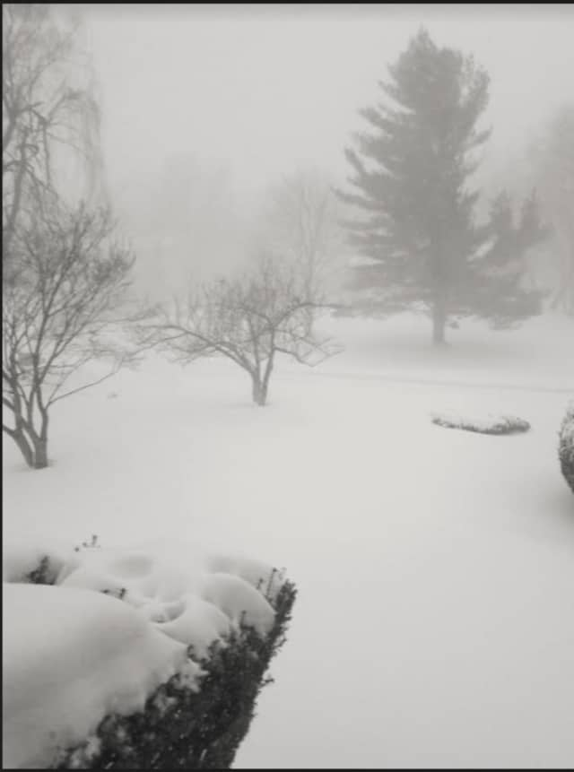 More snow could be on its way to Fairfield County this weekend.