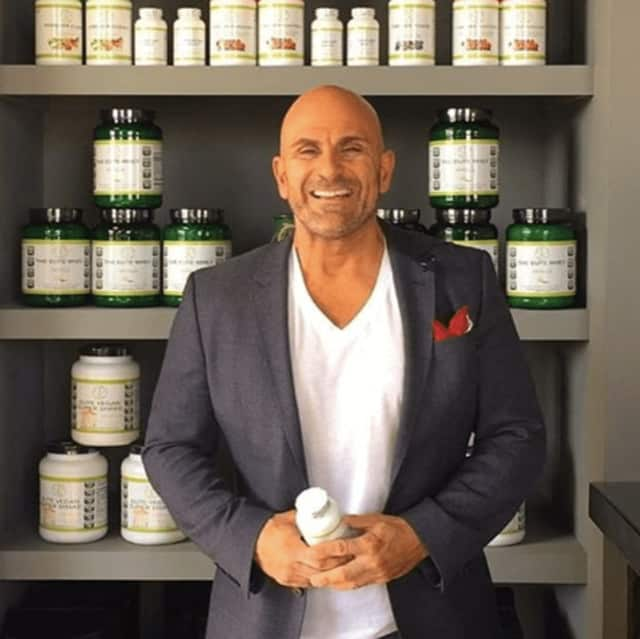 Body Building Champion Carlo Filippone grew up in Cliffside Park before founding his gourmet food business Elite Lifestyle Cuisine.