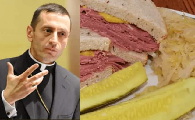 Want to enjoy corned beef and cabbage for St. Patrick's Day? Bridgeport Bishop Frank J. Caggiano has granted a dispensation for Roman Catholics to eat meat this Friday.
